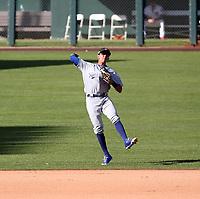 Nicky Lopez - Surprise Saguaros - 2017 Arizona Fall League (Bill Mitchell)