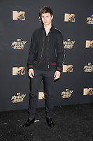 Actor Ansel Elgort at the 2017 MTV Movie &amp; TV Awards at the Shrine Auditorium, Los Angeles, USA 07 May  2017<br /> Picture: Paul Smith/Featureflash/SilverHub 0208 004 5359 sales@silverhubmedia.com