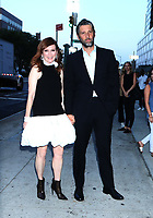August  06, 2019 Julianne Moore, Bart Freundlich, attend.Sony Pictures Classics premiere of After The Wedding  at the Regal Essex Crossing in New York. August 06, 2019  <br /> CAP/MPI/RW<br /> ©RW/MPI/Capital Pictures