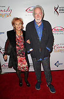 LOS ANGELES, CA - NOVEMBER 3: Howard Hesseman, Caroline Ducroq, at The International Myeloma Foundation's 12th Annual Comedy Celebration at The Wilshire Ebell Theatre in Los Angeles, California on November 3, 2018.   <br /> CAP/MPI/FS<br /> &copy;FS/MPI/Capital Pictures