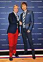 Tommy Hilfiger, GACKT, Apr 16, 2012 : Fashion designer Tommy Hilfiger(L) and Japanese singer GACKT attend the Tommy Hilfiger Omotesando Flagship Store opening in Tokyo, Japan, on April 16, 2012.