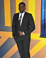 Daniel Kaluuya at the &quot;Black Panther&quot; European film premiere, Hammersmith Apollo (Eventim Apollo), Queen Caroline Street, London, England, UK, on Thursday 08 February 2018.<br /> CAP/CAN<br /> &copy;CAN/Capital Pictures