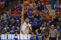 2017 Boise State basketball vs San Jose State