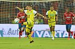 Independiente Medellín venció 2-0 a Alianza Petrolera. Fecha 15 Liga Águila II-2018.