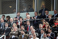 Prince Felipe of Spain during the Handball World Champioship inauguration, match between Spain and Algeria. January 11, 2013. (ALTERPHOTOS/Caro Marin) /NortePhoto