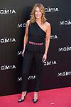 Monica Martin Luque attends to premiere of 'La Momia' at Cines Callao in Madrid, May 29, 2017. Spain.<br /> (ALTERPHOTOS/BorjaB.Hojas)