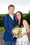 Nuala Hannafin, The Spa Tralee, daughter of Jim and Mary Hannafin, and Andrew Costigan, Newport Tipperary, son of Margaret Costigan were married at Churchill by Fr. Mulvihill on Thursday 9th July 2015 with a reception at Ballyroe Heights Hotel