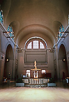 St. Louis: Art Museum, Interior. Photo '83.