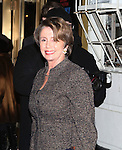 Nancy Pelosi attends the Broadway Opening Night Performance of 'All The Way' at The Neil Simon Theatre on March 6, 2014 in New York City.