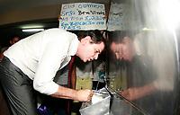 PA - MINISTRO EDUCACAO CID GOMES- CIDADE - ** FOTO EMBARGADA PARA VEICULOS DO ESTADO DO PARA ** IFPA Campus Belem Colegio e universidade · Instituicao de ensino recebeu visita do Ministro da Educacao, Cid Gomes, em Belem na tarde desta sexta-Feira.<br /> FOTO TARSO SARRAF