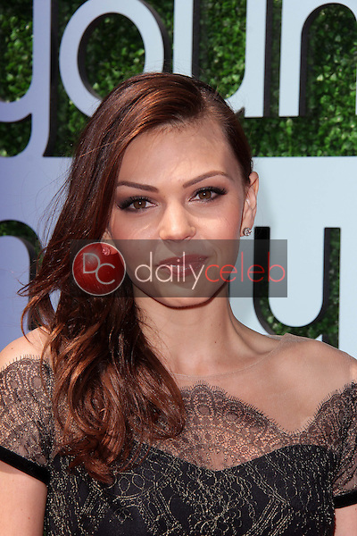 Aimee Teegarden<br /> at the 15th Annual Young Hollywood Awards, Broad Stage, Santa Monica, CA 08-01-13<br /> David Edwards/Dailyceleb.com 818-249-4998