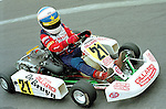 MSA, Junior 100B, Fulbeck, Anthony Davidson, Karting.
