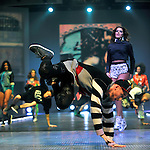 Models at the Clothes Show Live at the NEC Birmingham 08/12/2012  Picture By: Brian Jordan / Retna Pictures.. ..-..