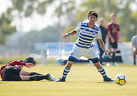 Carson, CA -  July 16, 2017: In the 2016-17 U.S. Soccer Development Academy U-15/16 Championships Atlanta United FC defeated FC Dallas 2-1 to take home the hardware at StubHub center.