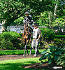 Clair de Lune before The Our Mims Stakes at Delaware Park on 6/8/16