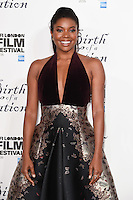 "Gabrielle Union<br /> at the London Film Festival 2016 premiere of ""The Birth of a Nation"" at the Odeon Leicester Square, London.<br /> <br /> <br /> ©Ash Knotek  D3173  11/10/2016"