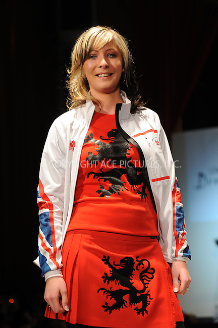 WWW.ACEPIXS.COM . . . . . ....April 5 2010, New York City....Olympian Eve Muirhead on the runway at the 8th annual 'Dressed To Kilt' Charity Fashion Show presented by Glenfiddich at M2 Ultra Lounge on April 5, 2010 in New York City.....Please byline: KRISTIN CALLAHAN - ACEPIXS.COM.. . . . . . ..Ace Pictures, Inc:  ..(212) 243-8787 or (646) 679 0430..e-mail: picturedesk@acepixs.com..web: http://www.acepixs.com