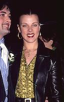 Debi Mazar 1999 by Jonathan Green