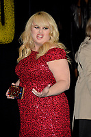 Rebel Wilson at the world premiere of &quot;Pitch Perfect 3&quot;  at the TCL Chinese Theatre, Hollywood, USA 12 Dec. 2017<br /> Picture: Paul Smith/Featureflash/SilverHub 0208 004 5359 sales@silverhubmedia.com