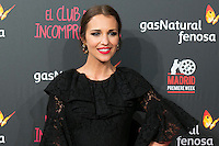 Paula Echevarria attend the Premiere of the movie &quot;El club de los incomprendidos&quot; at callao Cinema in Madrid, Spain. December 1, 2014. (ALTERPHOTOS/Carlos Dafonte) /NortePhoto<br />