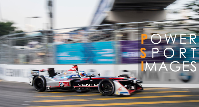Maro Engel of Germany from Venturi Formula E Team competes during the FIA Formula E Hong Kong E-Prix Round 2 at the Central Harbourfront Circuit on 03 December 2017 in Hong Kong, Hong Kong. Photo by Marcio Rodrigo Machado / Power Sport Images