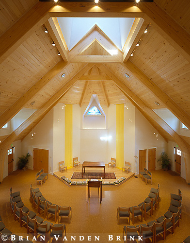 Jack Silverio Architect.Boothbay Episcopal Church.Boothbay, Me.