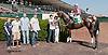 Our Splurge winning at Delaware Park on 10/2/13