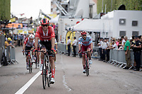 Michael Matthews (AUS/Sunweb) at post finish roll-out<br /> <br /> Stage 7: Belfort to Chalon-sur-Saône (230km)<br /> 106th Tour de France 2019 (2.UWT)<br /> <br /> ©kramon