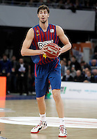 FC Barcelona Regal's Ante Tomic during Spanish Basketball King's Cup match.February 07,2013. (ALTERPHOTOS/Acero) /Nortephoto