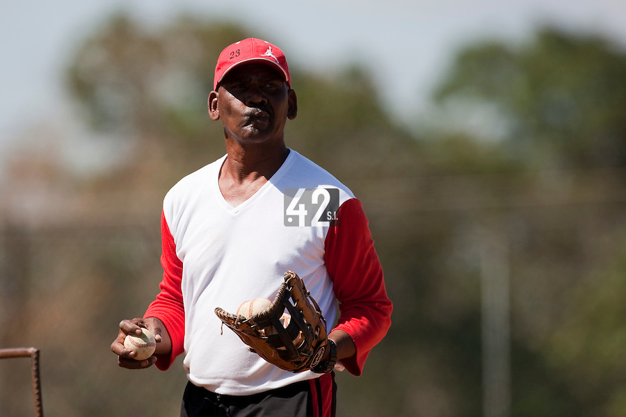BASEBALL - POLES BASEBALL FRANCE - TRAINING CAMP CUBA - HAVANA (CUBA) - 13 TO 23/02/2009 - CUBAN COACH
