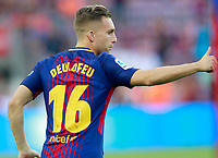 FC Barcelona's Gerard Deulofeu during Joan Gamper Trophy. August 7,2017. (ALTERPHOTOS/Acero) /NortePhoto.com