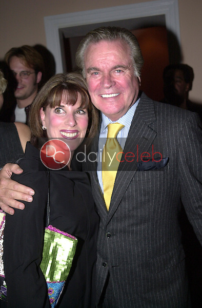 Kate Linder and Robert Wagner