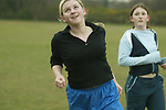 Girls Football<br /> &copy;Steve Pope <br /> Sportingwales