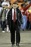 6 November 2004: United head coach Peter Nowak. DC United defeated the New England Revolution 4-3 on penalties after the game ended in a 3-3 tie at RFK Stadium in Washington, DC in the Major League Soccer Eastern Conference Championship Match. .