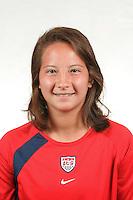 Elisabeth Eng, U.S. Under 20 Women's National Team Training Camp, Home Depot Center, Carson, CA. May 24, 2005