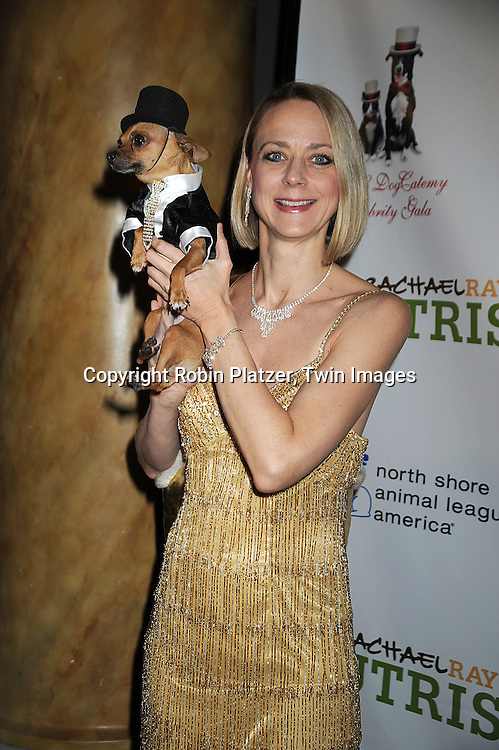 Eli and Karen Biehl..at The North Shore Animal League America's 2008 DogCatemy Celebrity Gala on November 6, 2008 at Capitale in New York City. ....Robin Platzer, Twin Images