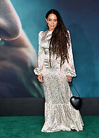 "LOS ANGELES, USA. September 29, 2019: Lisa Bonet at the premiere of ""Joker"" at the TCL Chinese Theatre, Hollywood.<br /> Picture: Paul Smith/Featureflash"