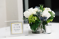 Maven Intimate Dinner Hosted by Megan Stooke, Chief Marketing Officer in Los Angeles, California on November 27, 2018 (Photo by Jason Sean Weiss / Guest of a Guest)