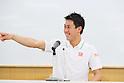 Kei Nishikori Rio press conference