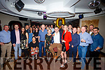 Tommy Lane, Fenit, celebrates his 40th birthday with family and friends at Benners Hotel on Saturday