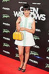 Irene Rubio attends `Open Windows´new film premiere at Palafox Cinemas in Madrid, Spain. June 30, 2014. (ALTERPHOTOS/Victor Blanco)
