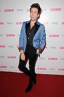 Nick Grimshaw arrives for the Glamour Women of the Year Awards 2014 in Berkley Square, London. 03/06/2014 Picture by: Steve Vas / Featureflash
