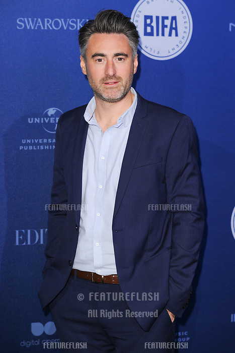 William Oldroyd at the British Independent Film Awards 2017 at Old Billingsgate, London, UK. <br /> 10 December  2017<br /> Picture: Steve Vas/Featureflash/SilverHub 0208 004 5359 sales@silverhubmedia.com