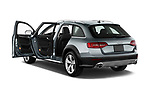 Car images close up view of 2013-2016 Audi A4 Allroad Premium Quattro 4 Door Wagon doors