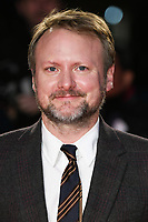 "Rian Johnson<br /> arriving for the ""Knives Out"" screening as part of the London Film Festival 2019 at the Odeon Leicester Square, London<br /> <br /> ©Ash Knotek  D3524 08/10/2019"