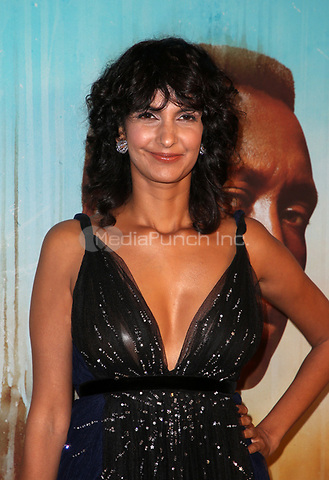 LOS ANGELES, CA - JANUARY 10: Poorna Jagannathan, at the Los Angeles Premiere of HBO's True Detective Season 3 at the Directors Guild Of America in Los Angeles, California on January 10, 2019. Credit: Faye Sadou/MediaPunch