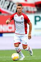 EMMEN - Voetbal, FC Emmen - AZ, De  Oude Meerdijk, Eredivisie, seizoen 2018-2019, 19-08-2018,  FC Emmen speler Glenn Bijl