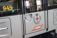 - Milan, ATM (Azienda Trasporti Milanesi), depot and workshop for subway trains in S. Donato<br /> <br /> - Milano, ATM (Azienda Trasporti Milanesi), deposito e officina dei treni della metropolitana a S.Donato