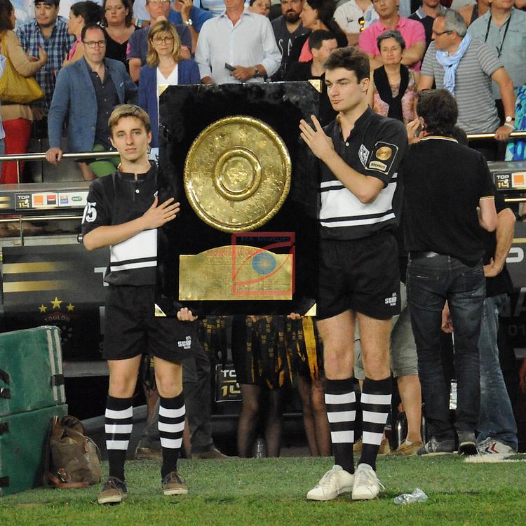 Ligue Nationale de Rugby.<br /> TOP 14 - FINALE.<br /> Toulon vs Racing 92: 21-29.