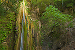 Nojoqui Falls, waterfall near Solvang, Santa Barbara County, California